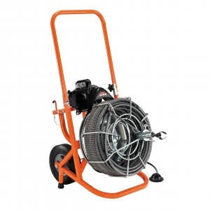 Miller Spreader 16 CF Ride On Concrete Power Buggy Poly